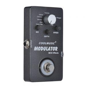 Digital Modulator Guitar Pedal Electric Guitar