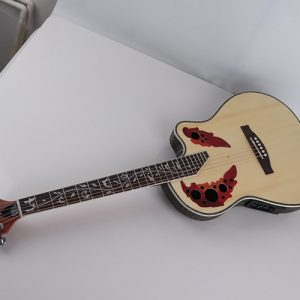 6 String Acoustic Electric Guitar Thinline