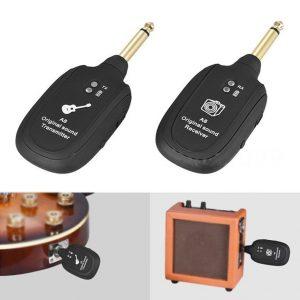 Electric Guitar Wireless Pickup Wireless Transceiver